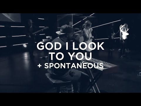 God I Look To You + Spontaneous - Alton Eugene