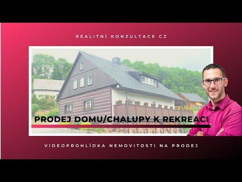 Video Rodinný dům ke komerčnímu využití Horní Studénky