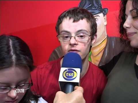 Ver vídeoSindrome di Down: ''INCONTRI''. Speciale Ass. Onlus ''I buffoni di corte''