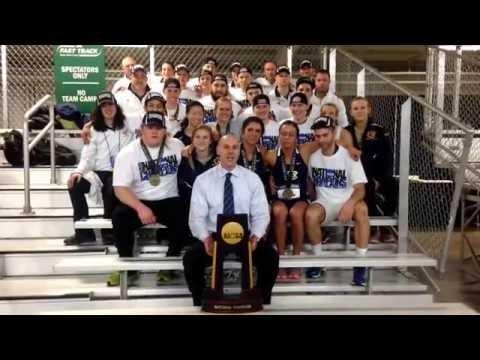 Track & Field:  Coach Schneider Recaps NCAA Indoor Championships