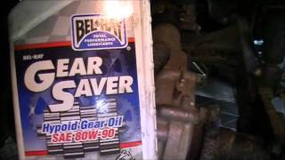 10. CHECK/CHANGE ATV REAR DIFFERENTIAL OIL