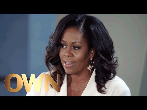 The Pivotal Lesson Michelle Obama Learned from Marriage Counseling   Oprah's Book Club   OWN