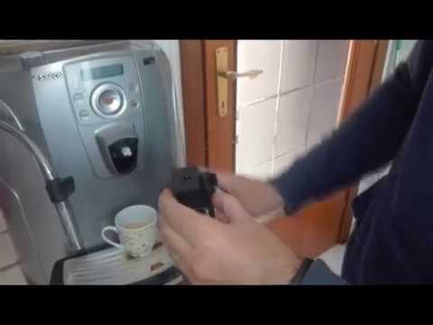 Saeco Talea Ring - Ugello non funzionante (Nozzle blocked)