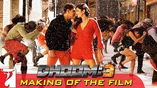 Making of DHOOM:3 - Part 16  - Tu Hi Junoon