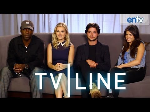 """The 100"" Series Preview - Comic-Con 2013 - TVLine"