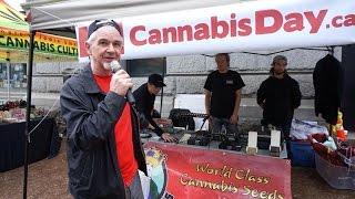 Neil Magnesun Kicks off Cannabis Day 2016 by Pot TV