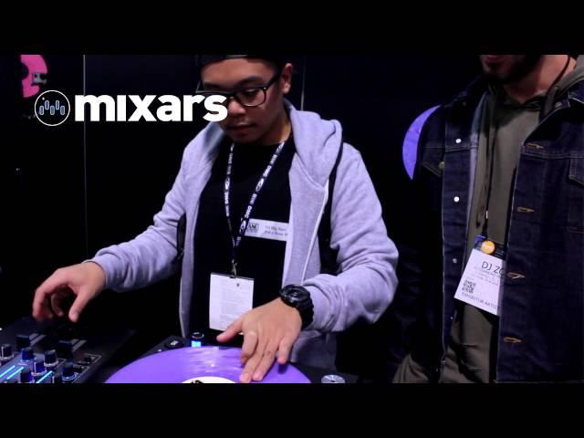 NAMM 2016 - Mixars - DJ RAYTED R vs DJ ZO  (Duo - Cut - LTA)
