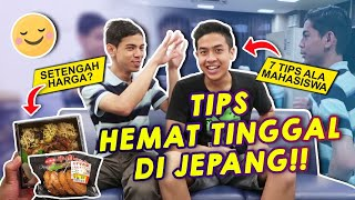Video 7 TIPS HIDUP HEMAT DI JEPANG! | Nihongo mantappu MP3, 3GP, MP4, WEBM, AVI, FLV April 2019
