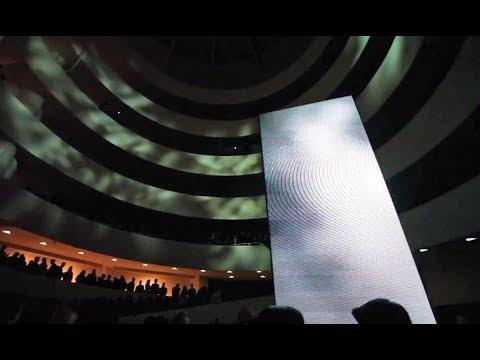 Plastikman at Guggenheim Museum NYC (2013)