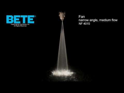 NF 4015  - 窄角,中等流量扇形喷雾模式视频gydF4y2Ba
