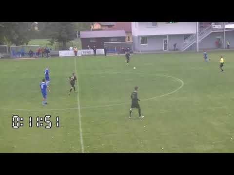 Slovan Broumov - SK Sobotka 1:2 pp
