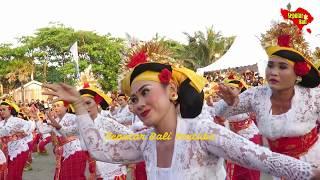 Video LUAR BIASA!! 2000 Orang  Penari Bali Di PetiTenget - Tari Tenun Bali Terbanyak 2018 MP3, 3GP, MP4, WEBM, AVI, FLV Desember 2018