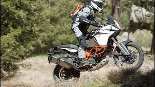 6. 2017 KTM 1090 Adventure R First Ride Review