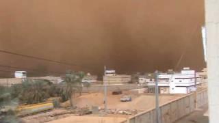 Sakaka Saudi Arabia  City pictures : sakaka sand storm - saudi arabia