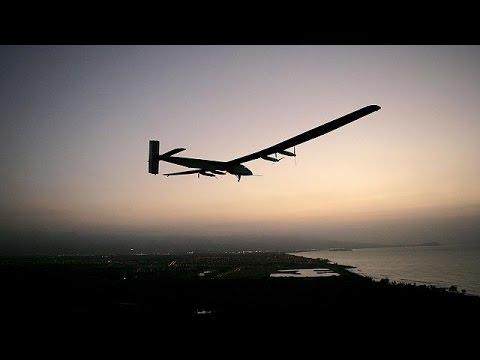 Χαβάη: Δοκιμαστική πτήση για το Solar Impulse 2