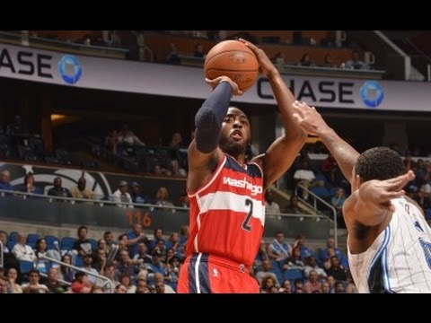 Video: John Wall Gets Second Double-