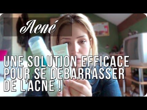 comment traiter acné adulte