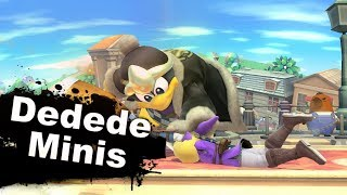 Dedede Minis  1 Hero of Nothing!