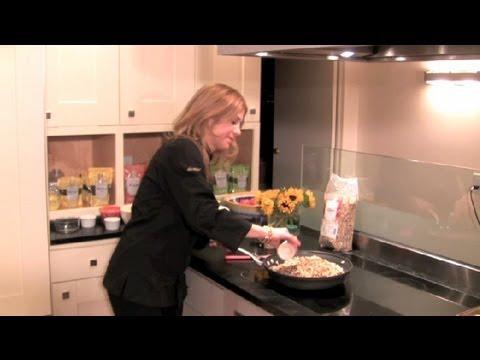 Mediterranean Recipe: How to Make Mediterranean Brown Rice Pilaf