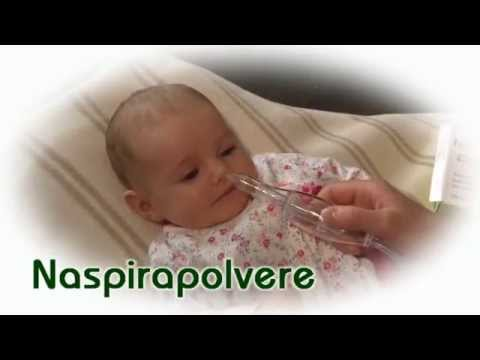 Naspirapolvere - l'aspiratore nasale
