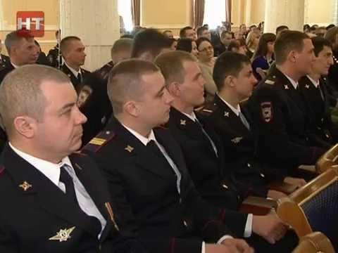 Состоялось торжественное мероприятие, посвященное 204-й годовщине со дня образования внутренних войск МВД России