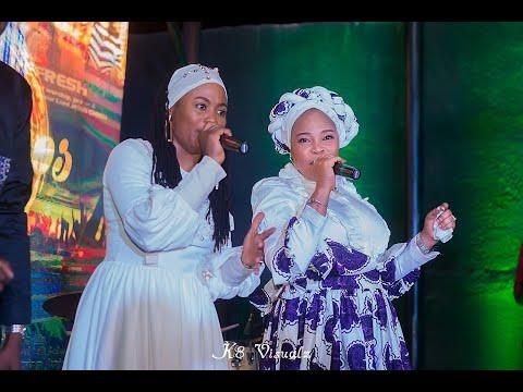 Psalmos - Kos'oba Bi Re  ft. Tope Alabi (Live Concert) #psalmos  #topealabi