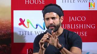 Farhan Akhtar launches 'Kashmir Nama' written by Karan Anshuman - Part 2