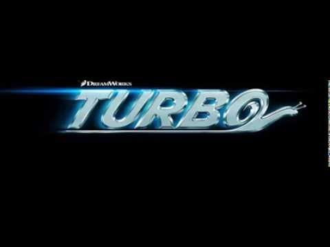 Speedin' - Soundtrack from Dreamworks Turbo. Turbo is Copyright Dreamworks studios.