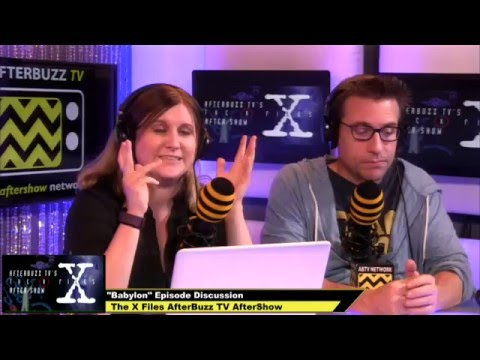X-Files Season 10 Episode 5 Review & After Show | AfterBuzz TV