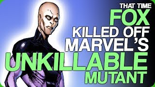 Video That Time Fox Killed Off Marvel's Unkillable Mutant (Adapting to Survive) MP3, 3GP, MP4, WEBM, AVI, FLV Maret 2019