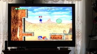 Target Test Level 2 10.26 Speed run with Sonic. Played in Project M 3.0. (My Personal Best)