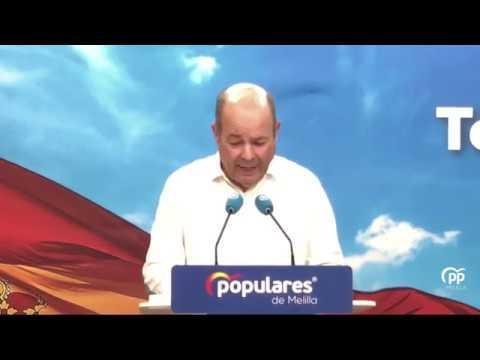 Conesa destaca la mejora de la Ciudad Autónoma en ...