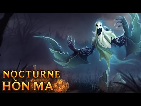 Nocturne Hồn Ma - Haunting Nocturne