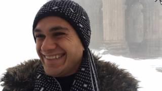 Tatev Monastery: Snow in 3k HD video (MoviePro)