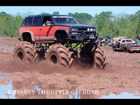 Part 2 Trucks Gone Wild 2014 at Louisiana Mudfest in Colfax, LA