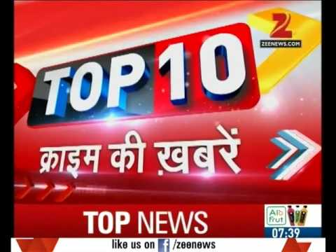 Crime top 10 | Rail officer beaten to death in Mathura railway station