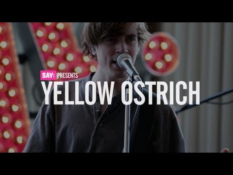 saymediainc - Check out this SAY exclusive with Yellow Ostrich featuring the song