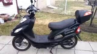 6. Electric scooter électrique Duster