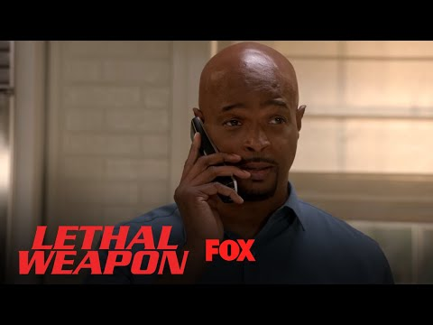 Roger Offers Up His Daughter's Babysitting Services | Season 3 Ep. 7 | LETHAL WEAPON