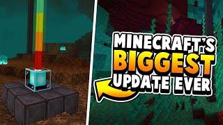 NEW 1.16 Beta: The Biggest Minecraft Update Yet