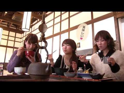雪国の風情を満喫! 年頃おとめ女子3人旅【南魚沼市】