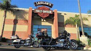 5. 2018 Harley-Davidson Ultra Limited Low (FLHTKL) │ Test Ride & Review