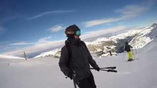 Hintertux Glacier Austria  city pictures gallery : Skiing Austria Hintertux october 2014