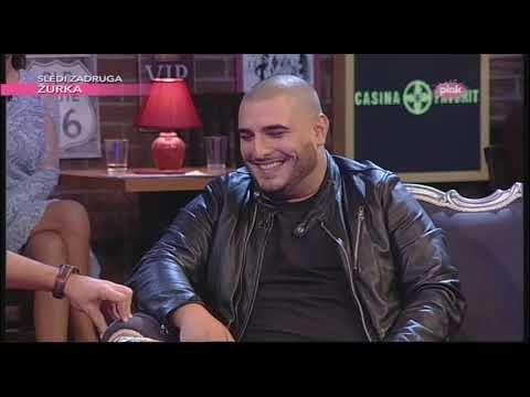 Ami G show: Darko Lazić i Teodora Džehverović