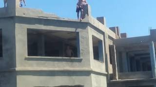 Video Dangerous cliff jumping . Boulimat MP3, 3GP, MP4, WEBM, AVI, FLV Maret 2019