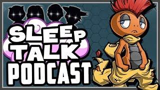 Sleep Talk Podcast #2 - HoodlumScrafty