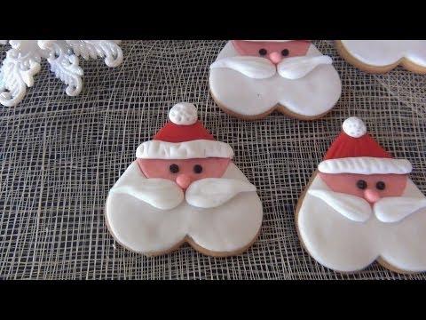 biscotti babbo natale - ricetta
