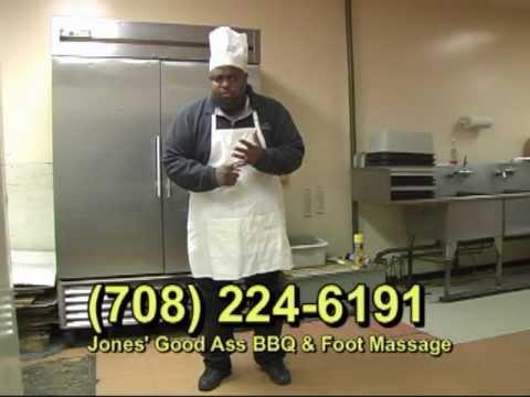 Jones\' Good Ass BBQ & Foot Massage