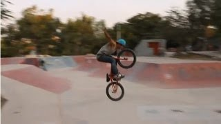 Video BMX - Como Saltar y Caer en Tu Bicicleta  (Hacer un Gap) Daniel Sanchez Potro MP3, 3GP, MP4, WEBM, AVI, FLV Desember 2017