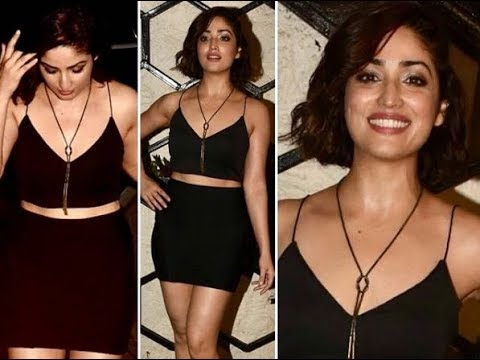 Video Yami Gautam looks sexy in black outfit download in MP3, 3GP, MP4, WEBM, AVI, FLV January 2017